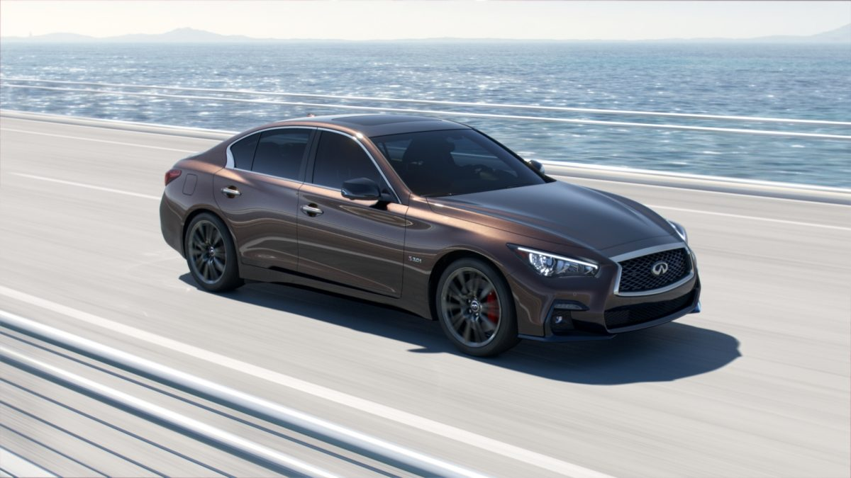 new mocha color infiniti q50