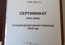Фотогалерея INFINITI ЛИГА ЛЮКС (3/19)