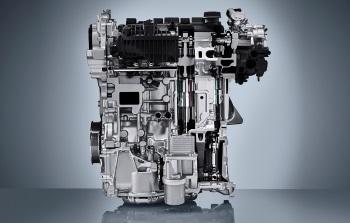 новый двигатель INFINITI