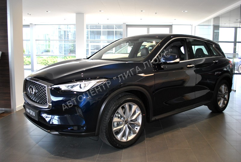 QX50 PURE 2.0 AWD 2019